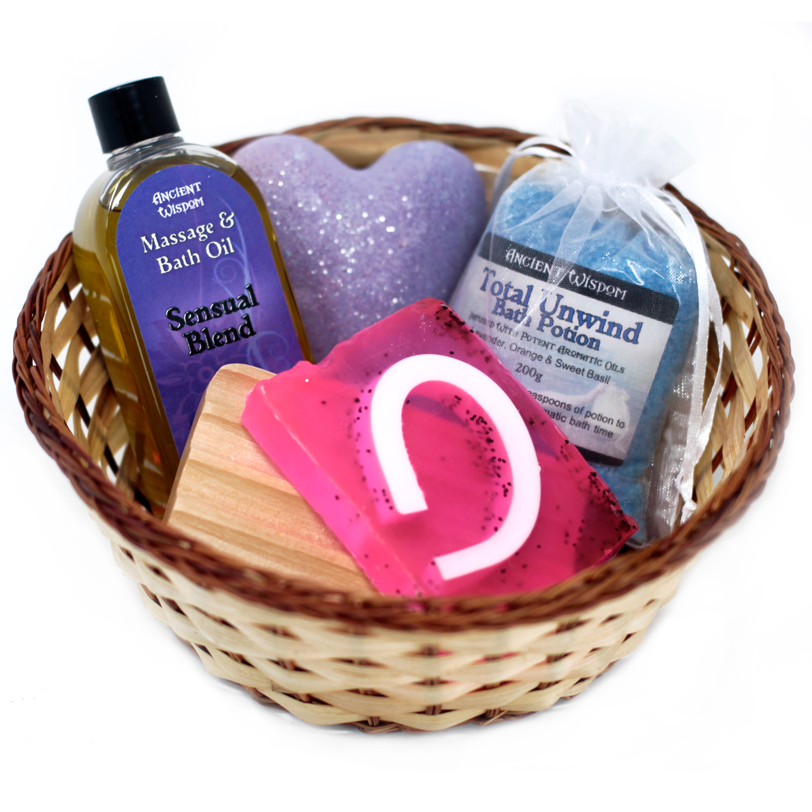 The Purple One Gift Basket