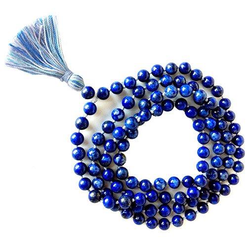 Mala Beads - Lapis