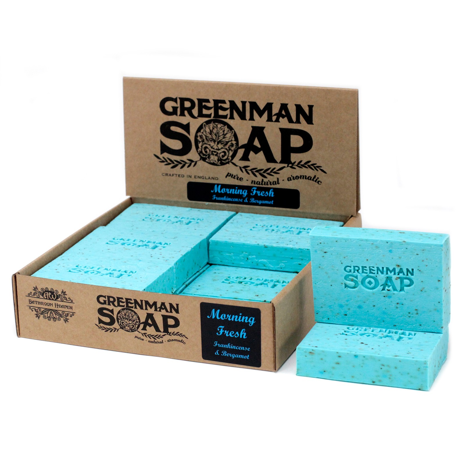 Greenman Soap 100g - Morning Fresh