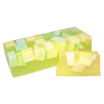 Lovely Melon Soap Slice, approx 100gr