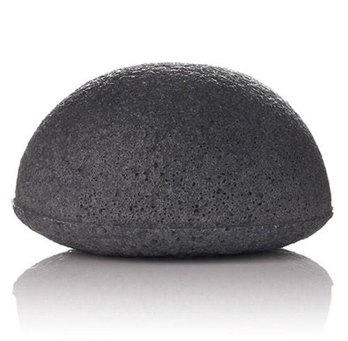 Japanese Konjac Sponge - Charcoal