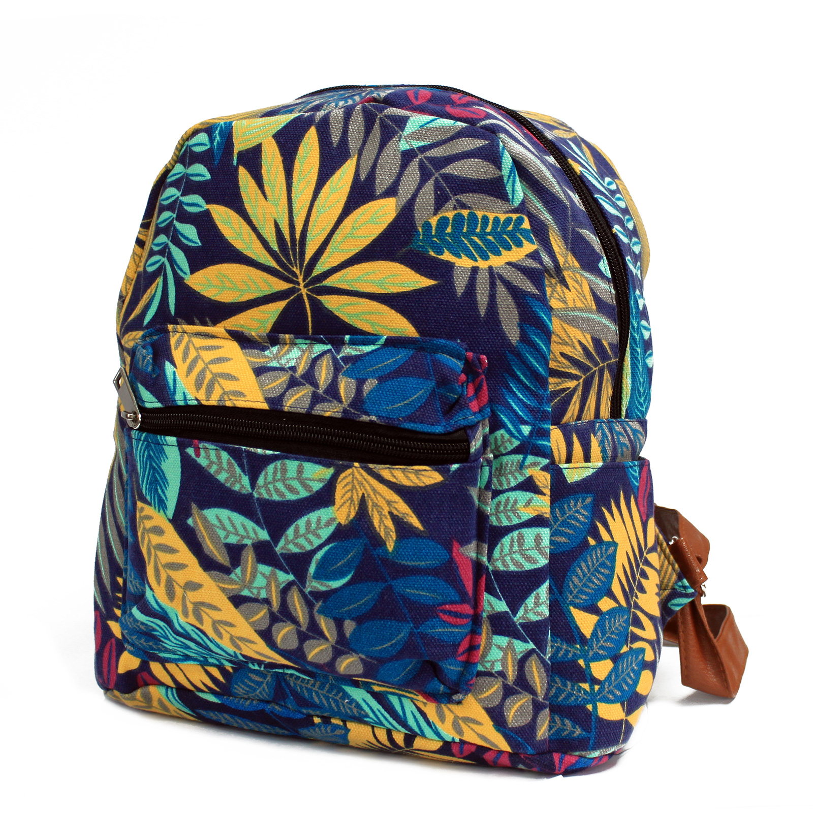 Jungle Bag - Undersized Backpack - Blue / Teal