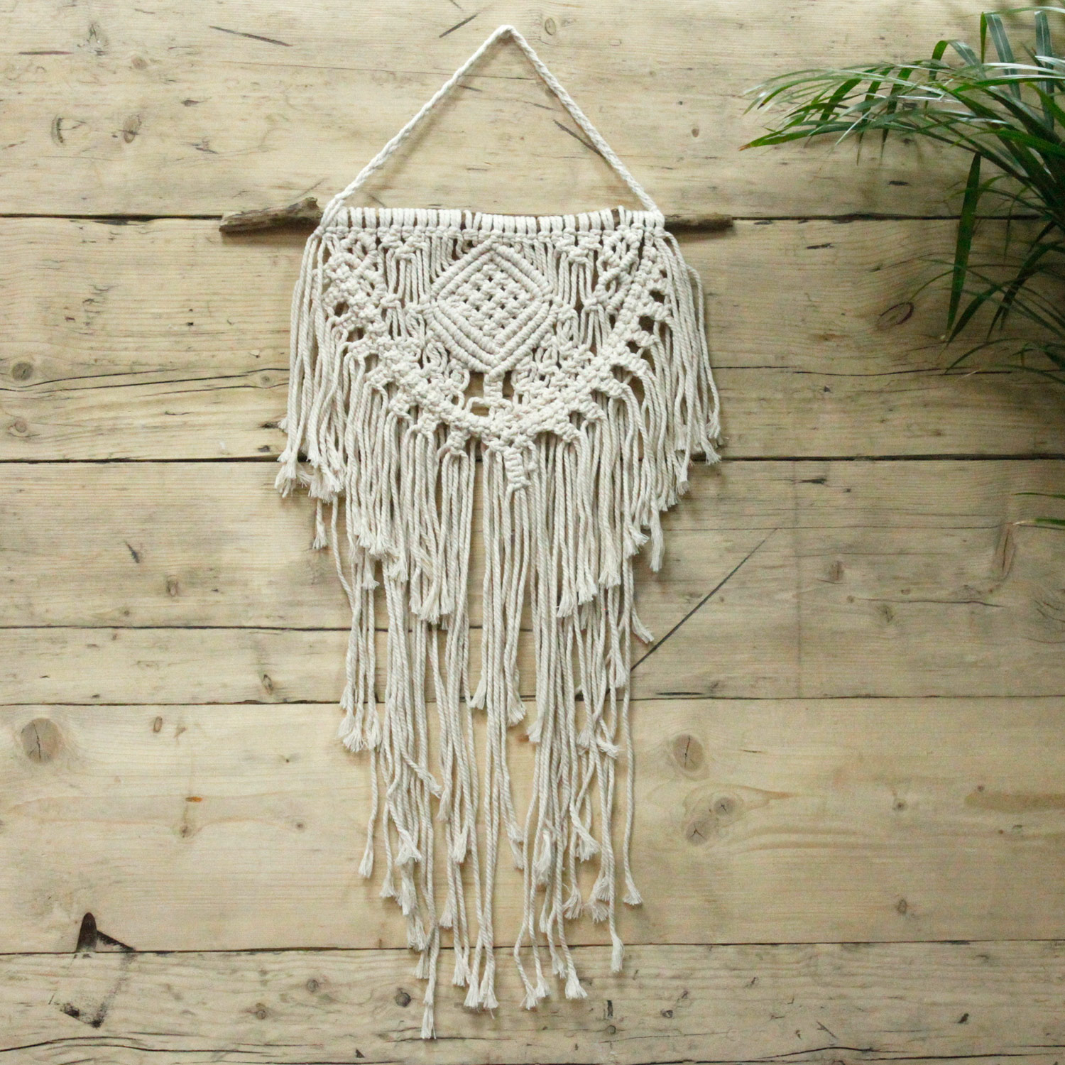 Macrame Wall Hanging - Home & Heart