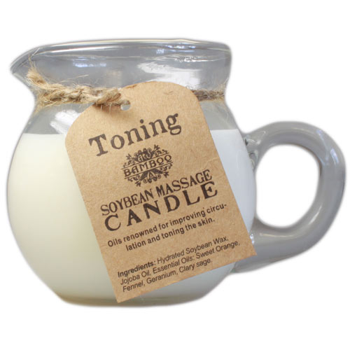 Soybean Massage Candle - Toning & Firming