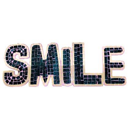 Mosaic Word - Smile