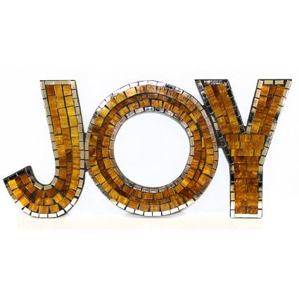 Mosaic Word - Joy