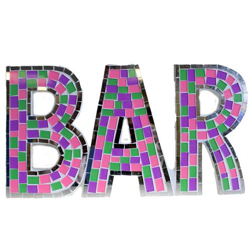Mosaic  - Bar - Multi