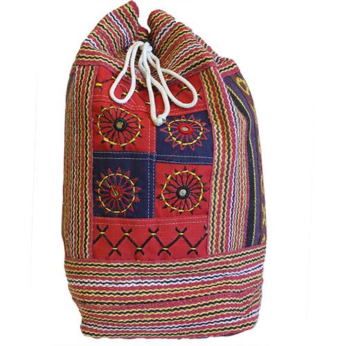 Nepal Duffle Bag - D�cor Panel