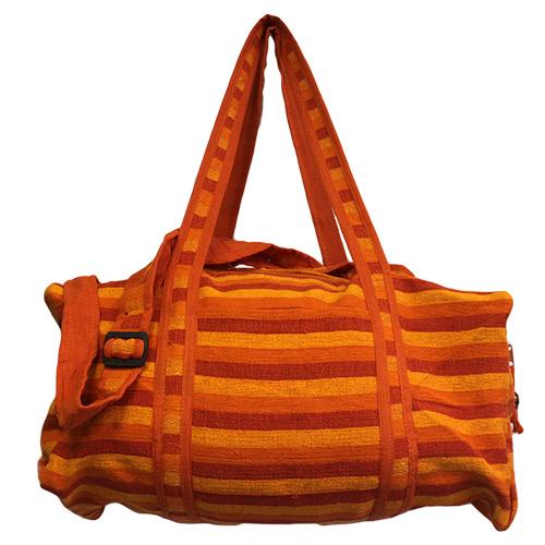 Nepal Travel Bag - Sunrise Orange