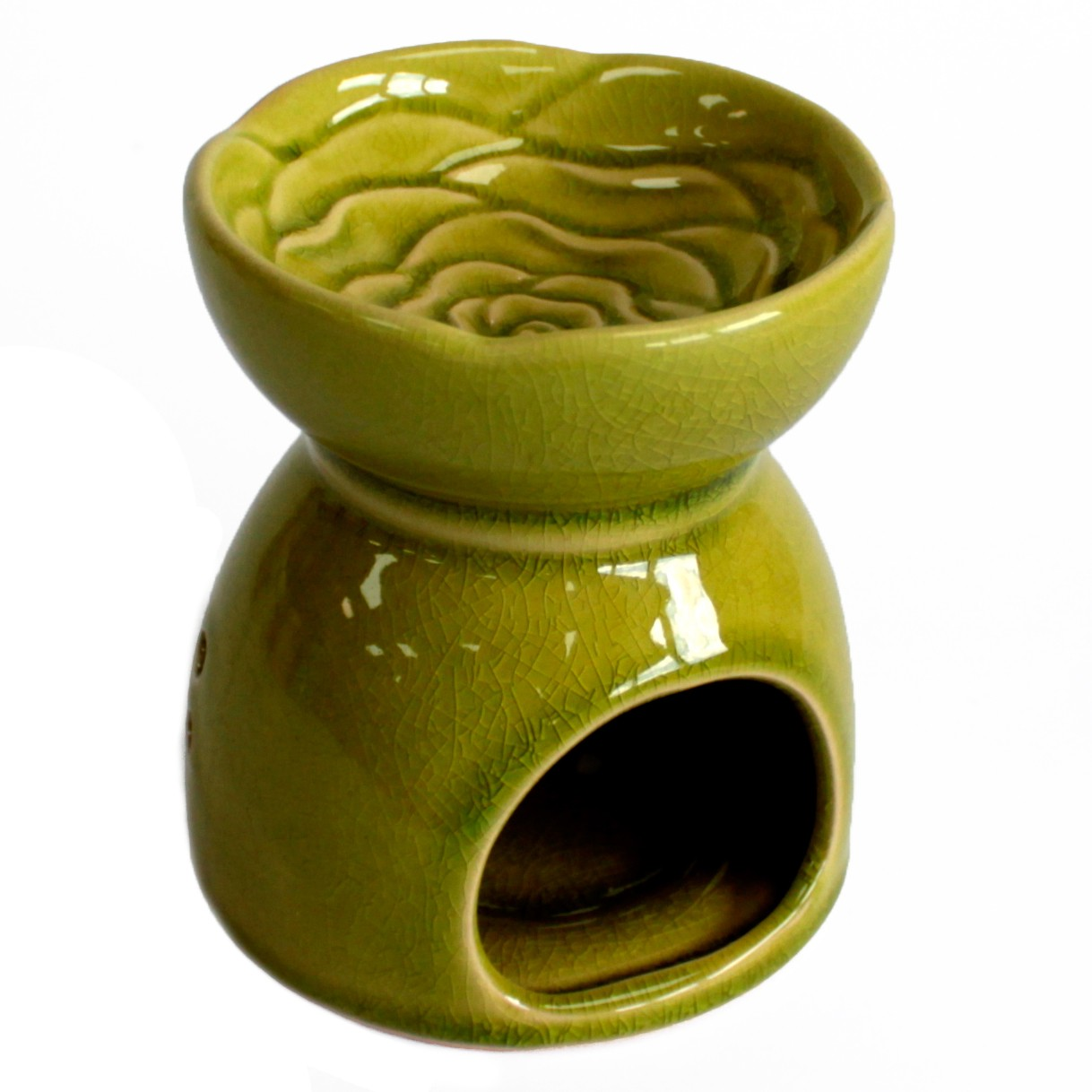 Tree of Life Oil Burner - Lime