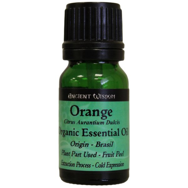 Orange Organic essential Oil
