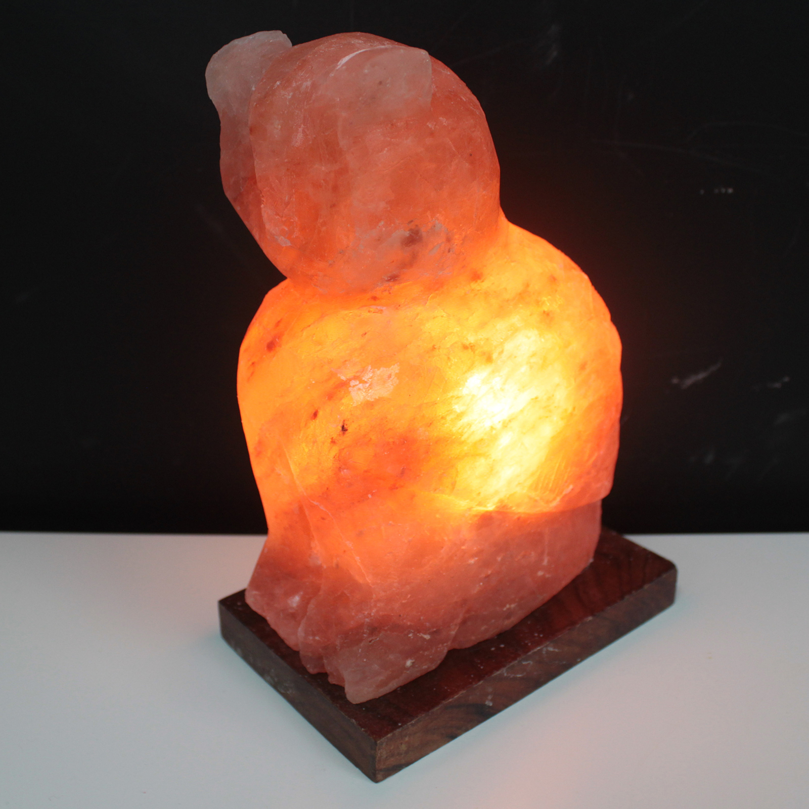 Animal salt lamps - Owl