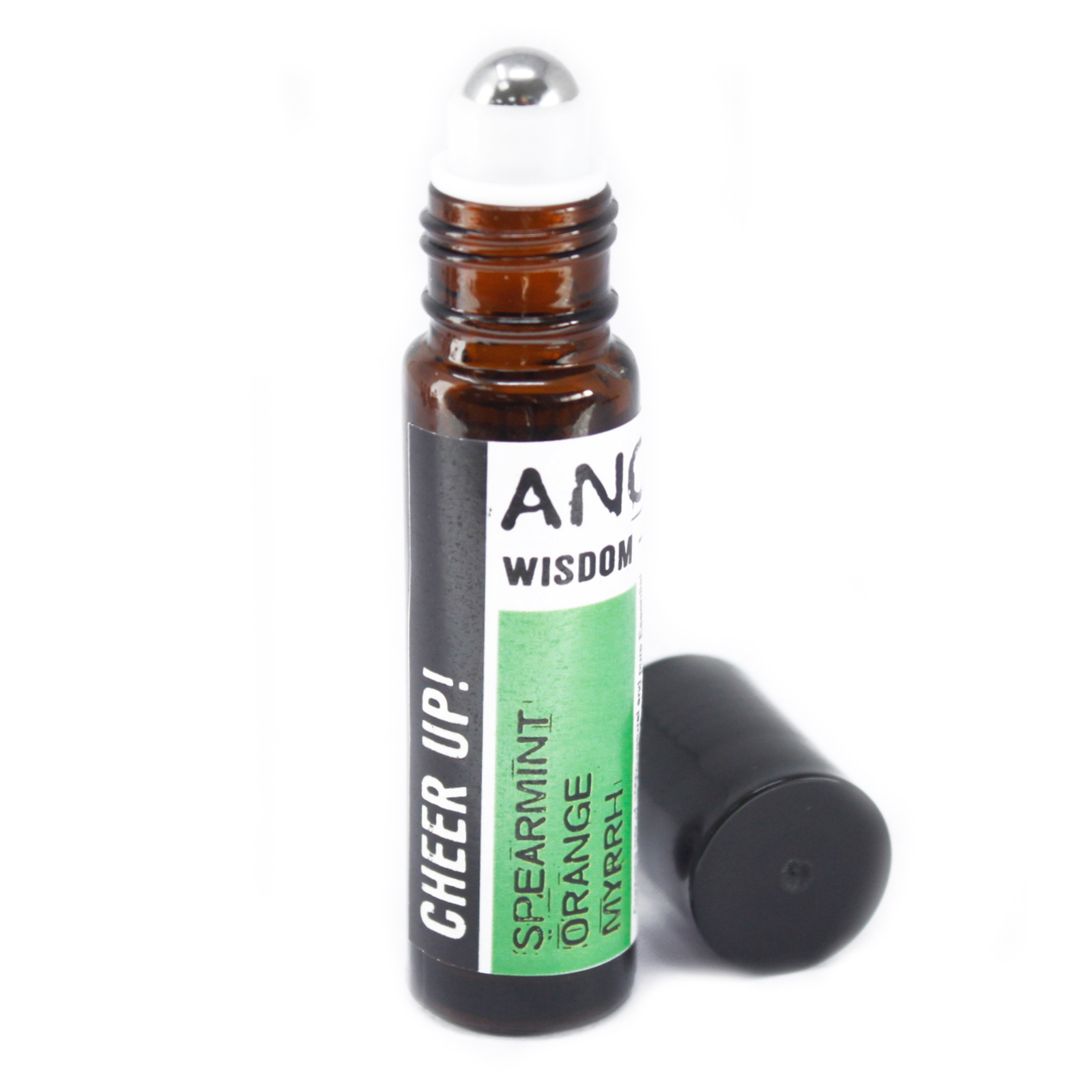 10ml Roll On Essential Oil Blend - Cheer Up!