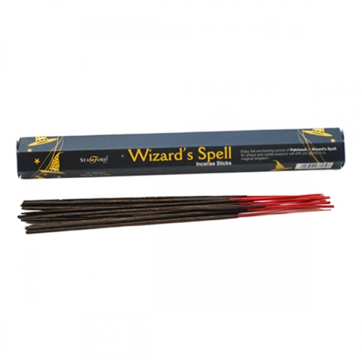 Wizard's Spell Incense Sticks