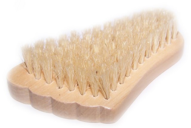 Mini Foot Shaped Brush