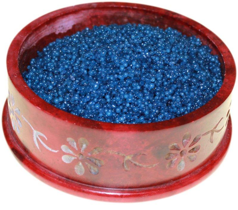 Blackberry Simmering Granules 200g bag (Dark Blue)