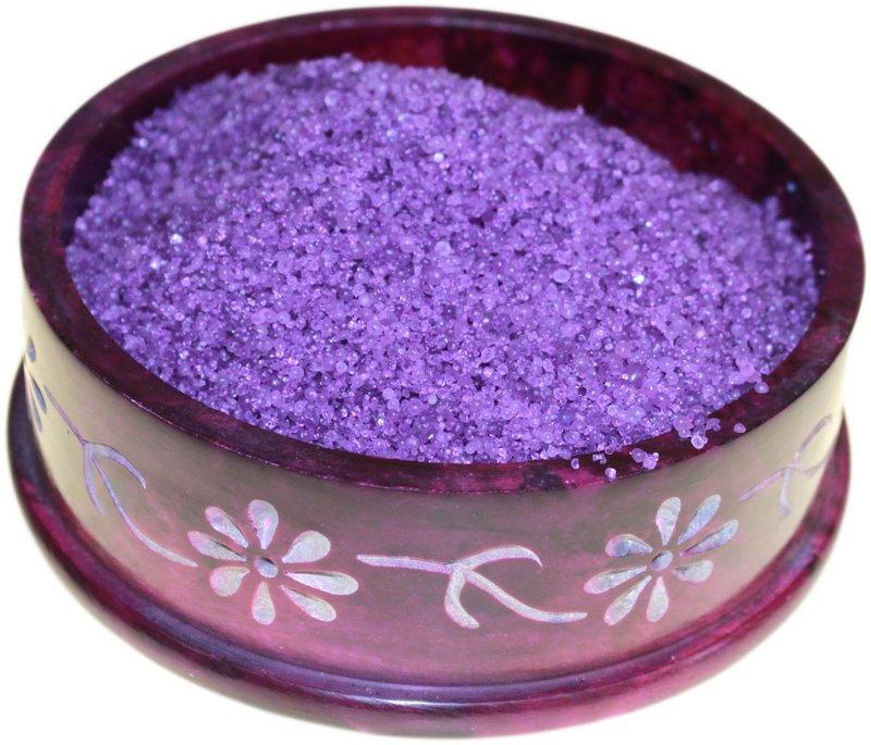 Devon Violet  Simmering Granules 200g bag (Purple)