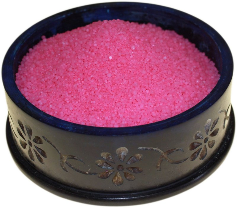 Jasmine Simmering Granules 200g bag (Pink)