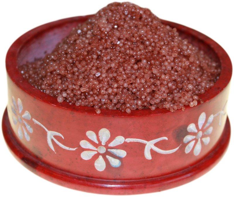 Patchouli Simmering Granules 200g bag (Brown)