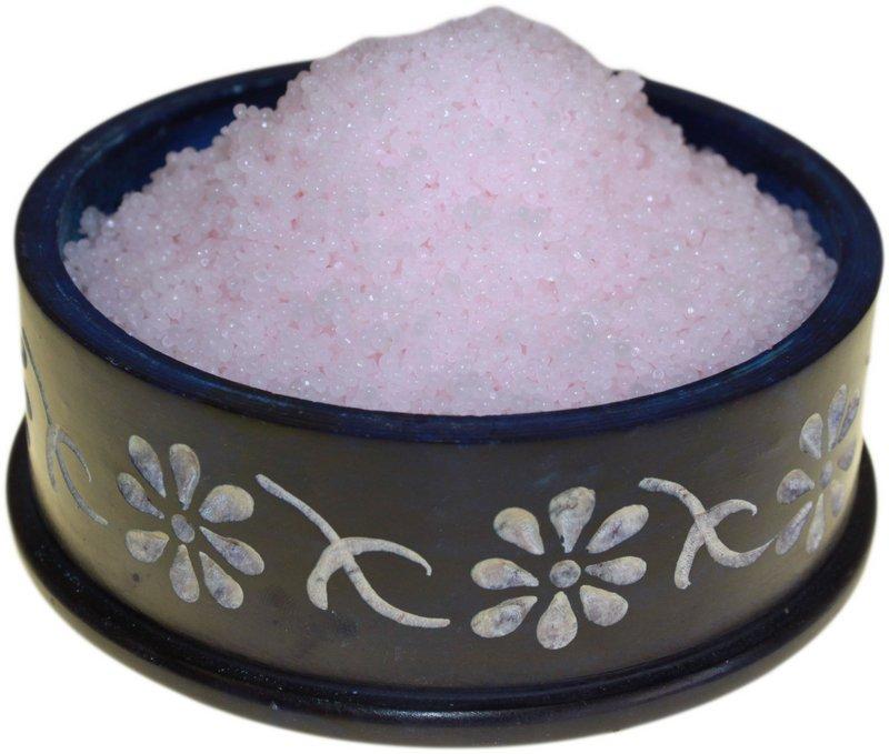 Vanilla Simmering Granules 200g bag (Pink/Brown)