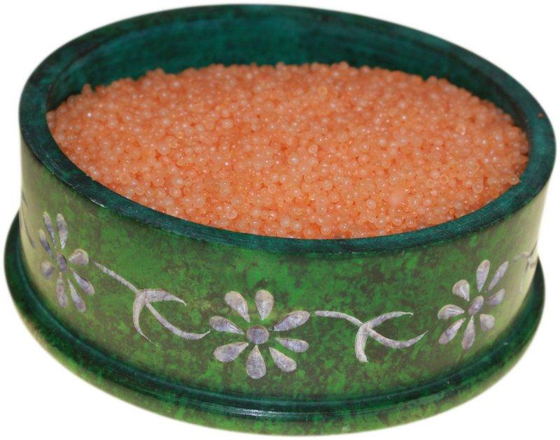 Christmas Gold Simmering Granules 200g bag (Orange)