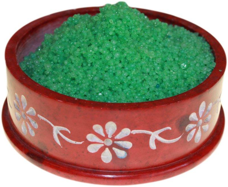 Christmas Hollyberry & Mistletoe Simmering Granules 200g bag (Green)
