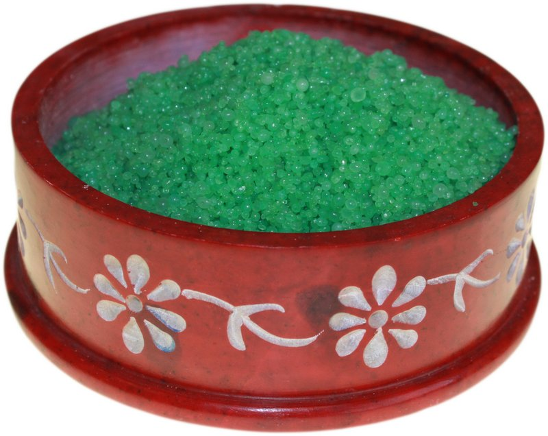 Christmas Pine Simmering Granules 200g bag (Green)