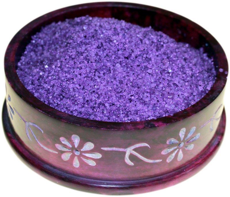 Ylang Ylang Simmering Granules 200g bag (Purple)