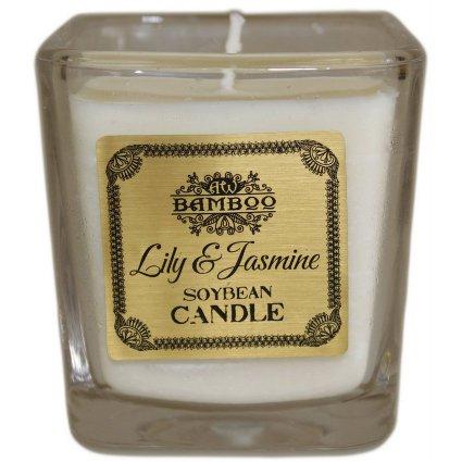 Soyabean Jar Candle - Lily & Jasmine