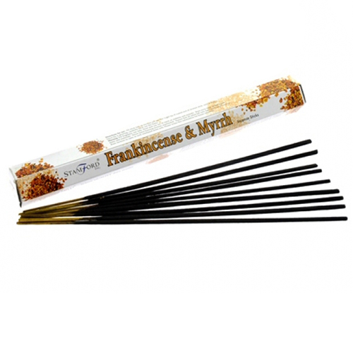 Frankincense & Myrrh Premium Incense