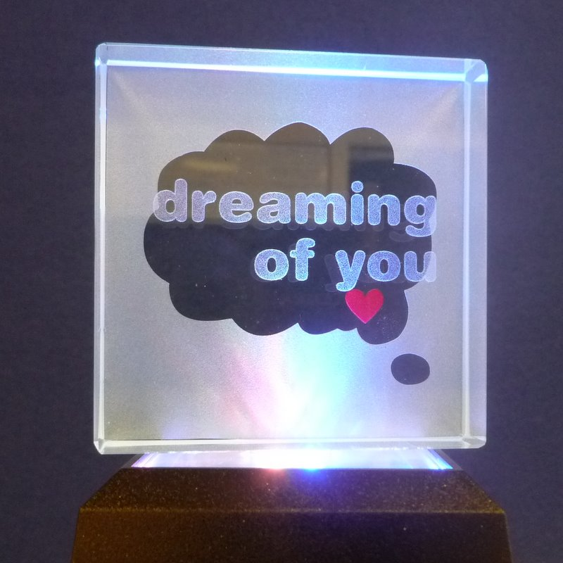 Message Block - Dreaming of You