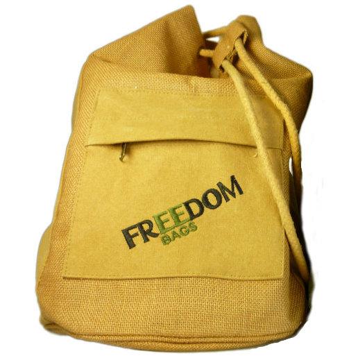 Freedom Bag - Backpack - Yellow