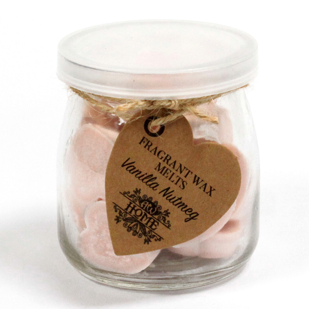 Soywax Melts Jar - Vanilla Nutmeg