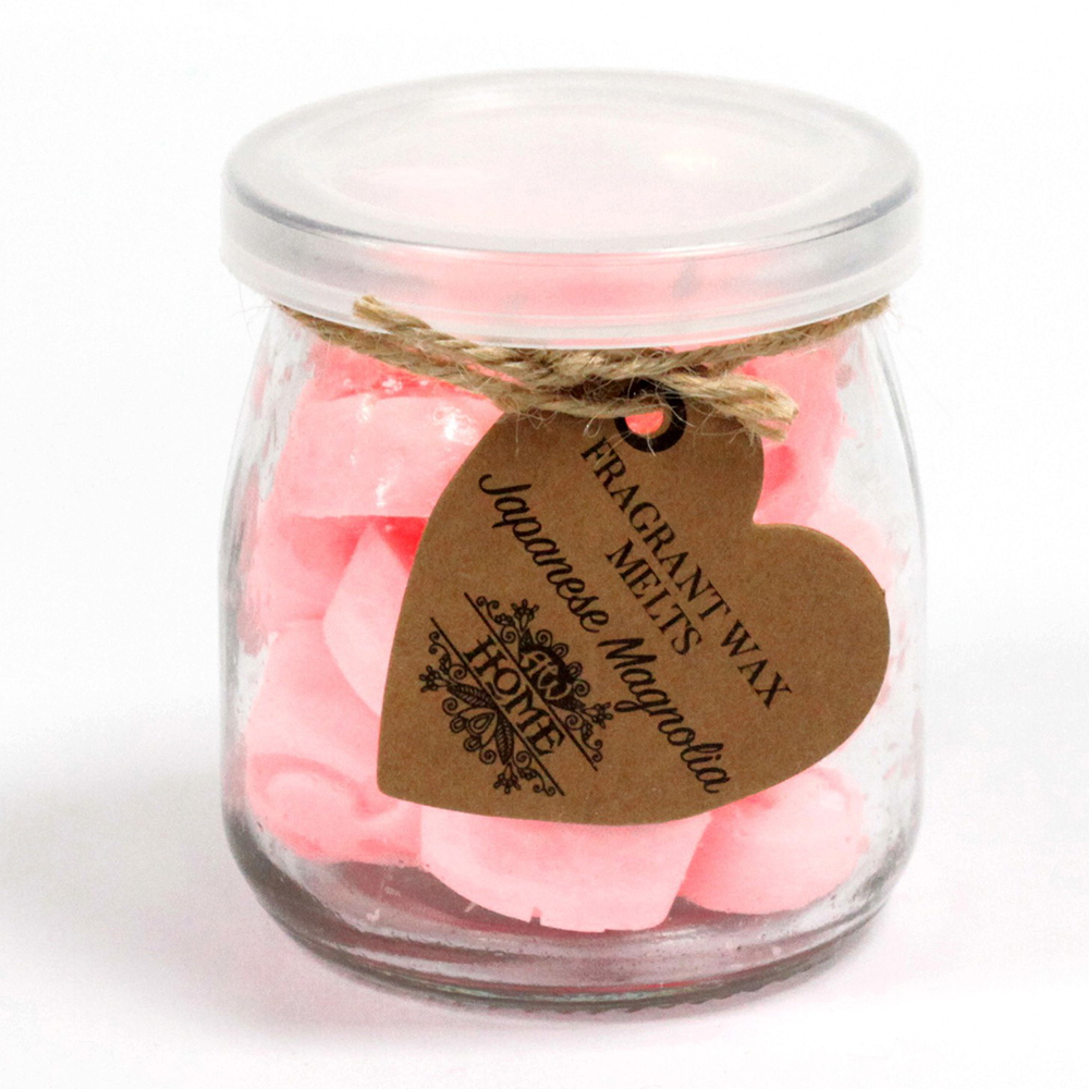 Soywax Melts Jar - Japanese Magnolia