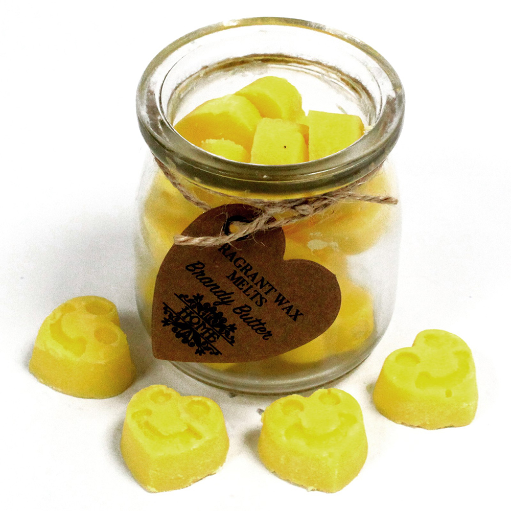 Soywax Melts Jar - Brandy Butter