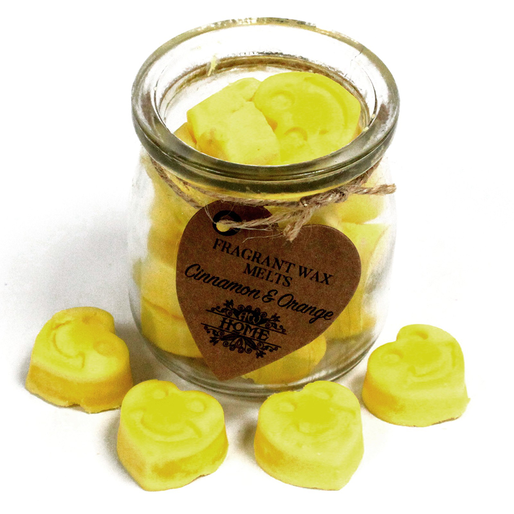 Soywax Melts Jar - Cinnamon & Orange