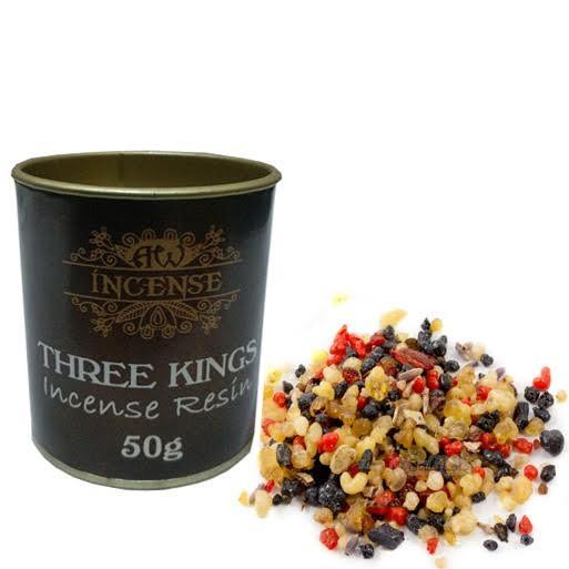50gm Three Kings Resin