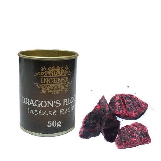 50gm Dragons Blood Resin