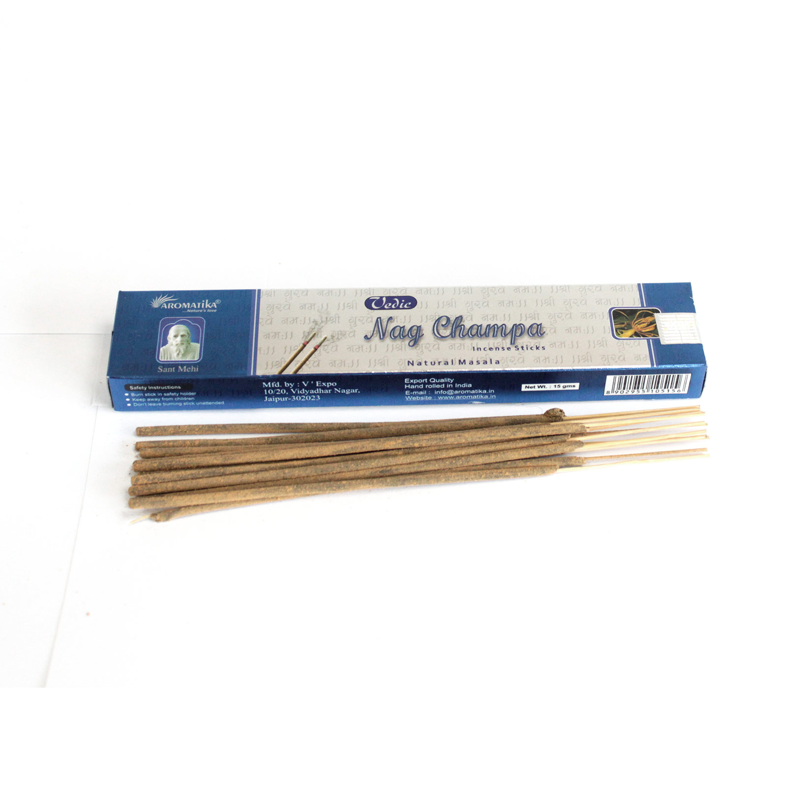 Vedic Incense Sticks - Nag Champa