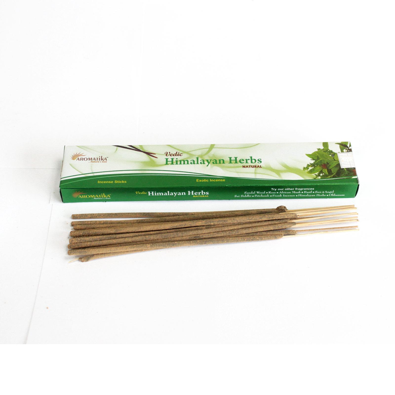 Vedic -Incense Sticks - Himalayan herbs