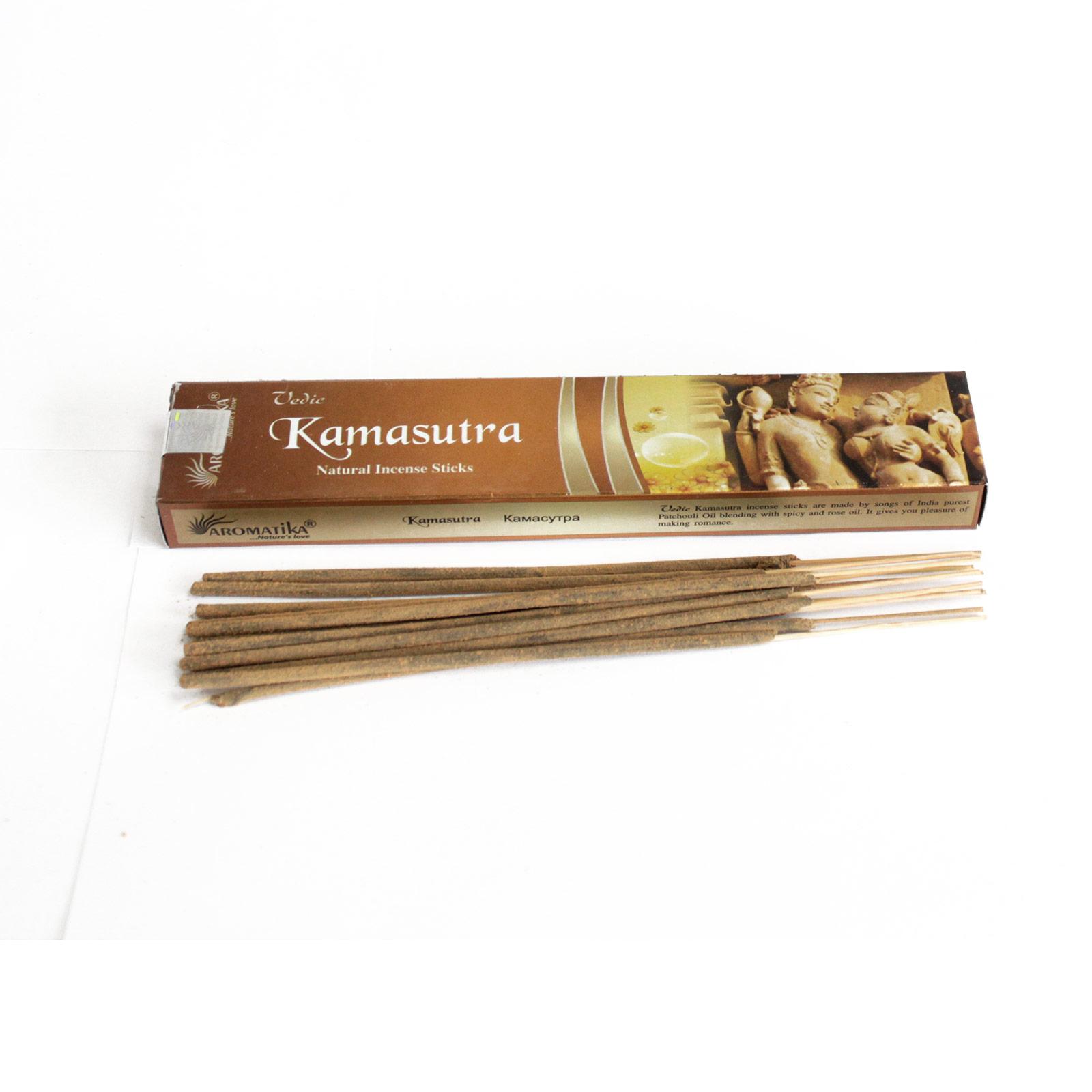 Vedic -Incense Sticks - Kamasutra