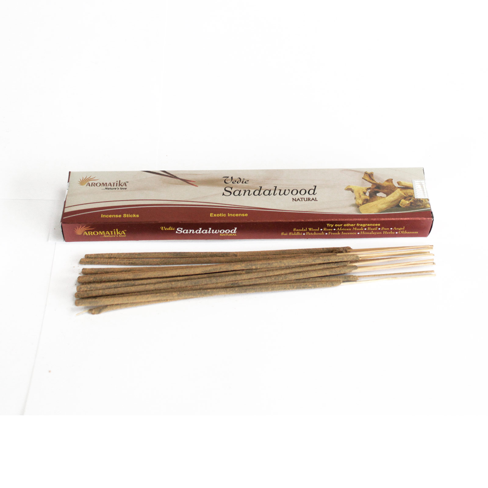 Vedic -Incense Sticks - Sandalwood