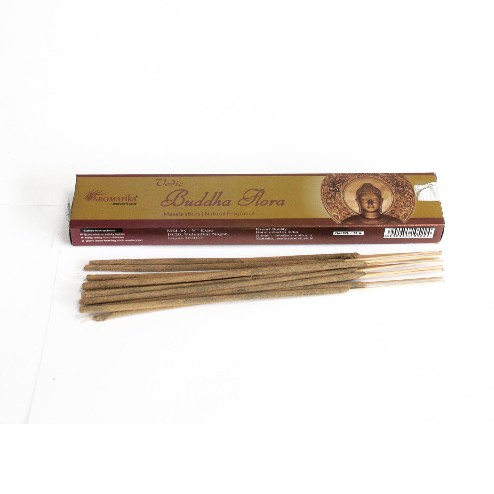 Vedic -Incense Sticks - Buddha Flora
