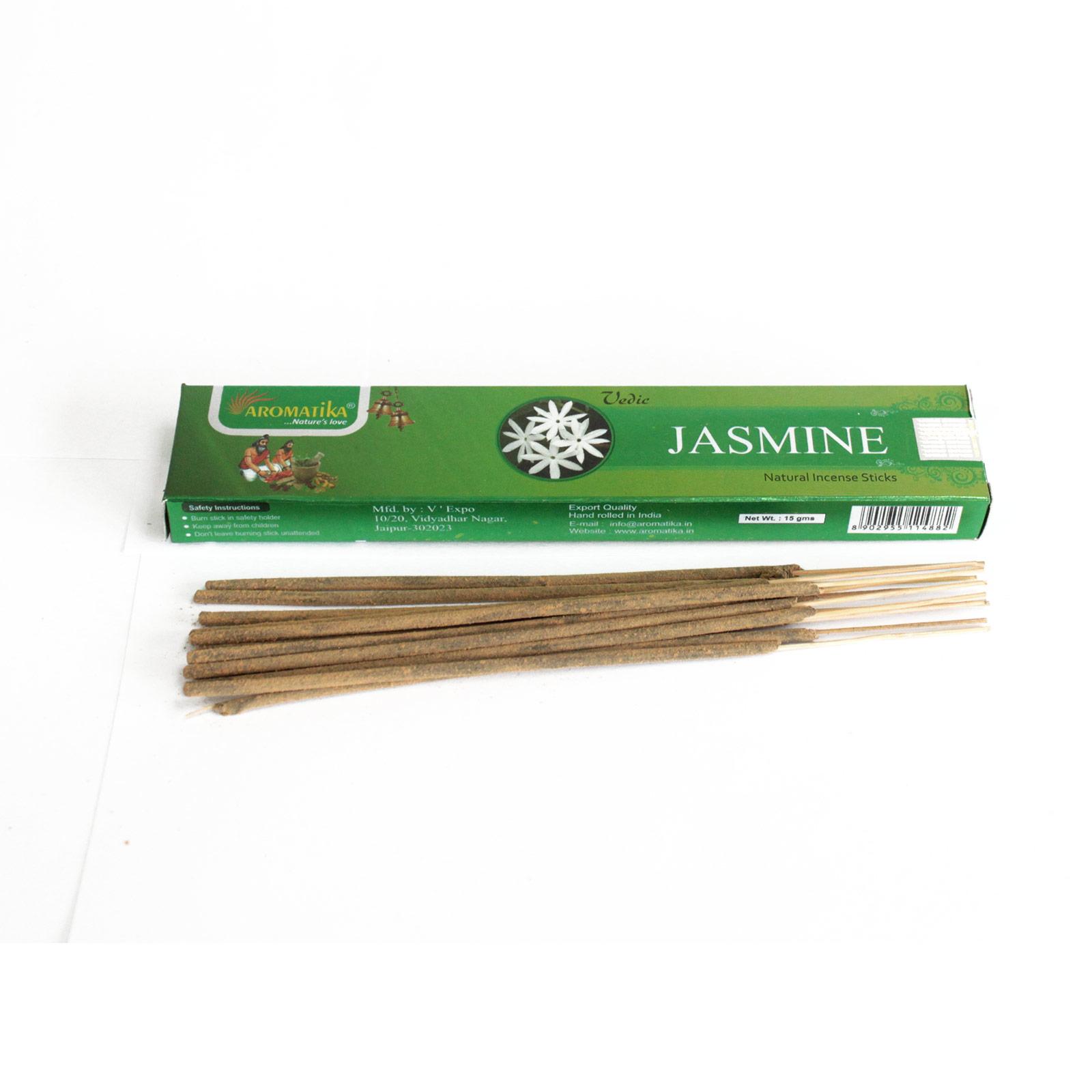 Vedic -Incense Sticks - Jasmine