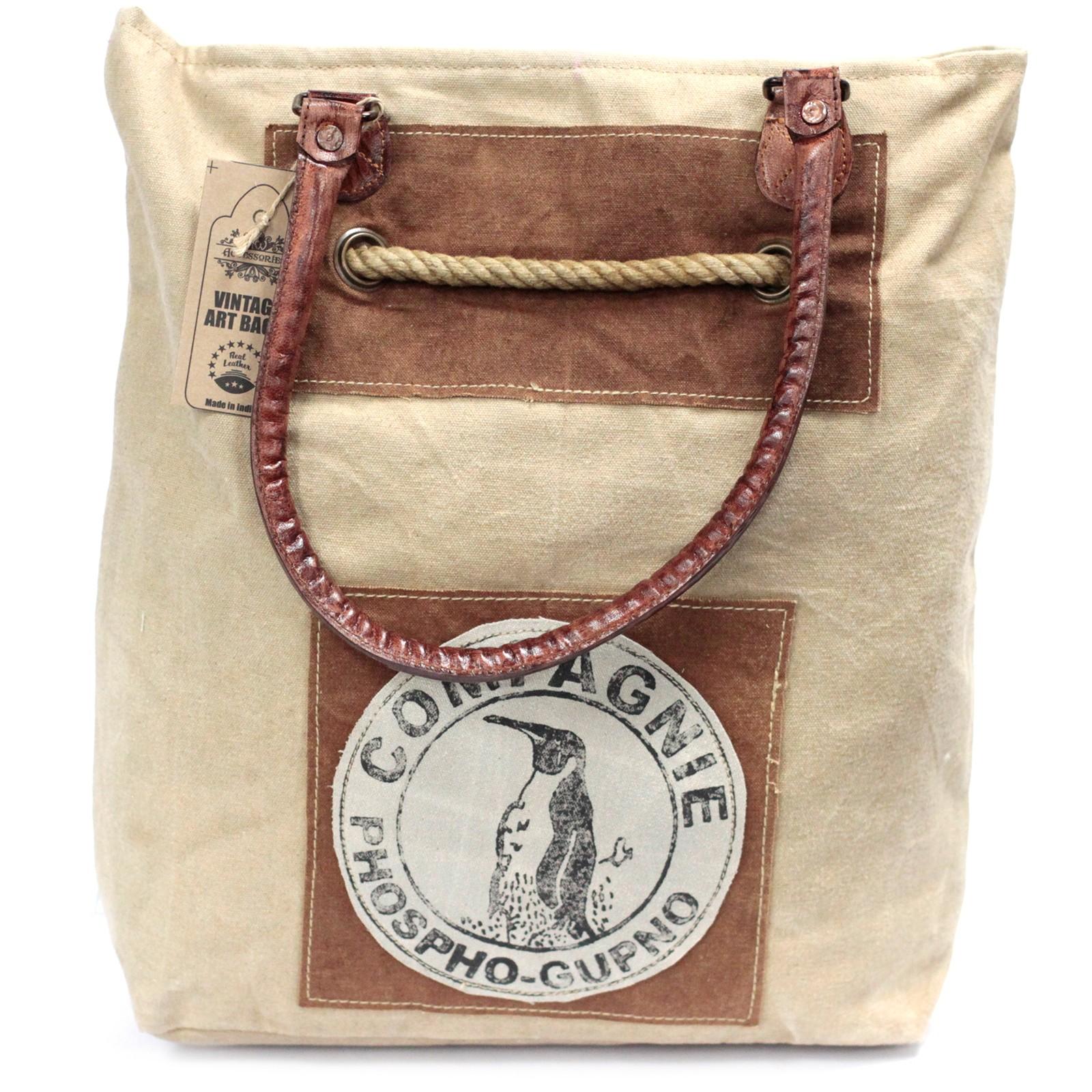 Vintage Bag - Penguin Compagnie