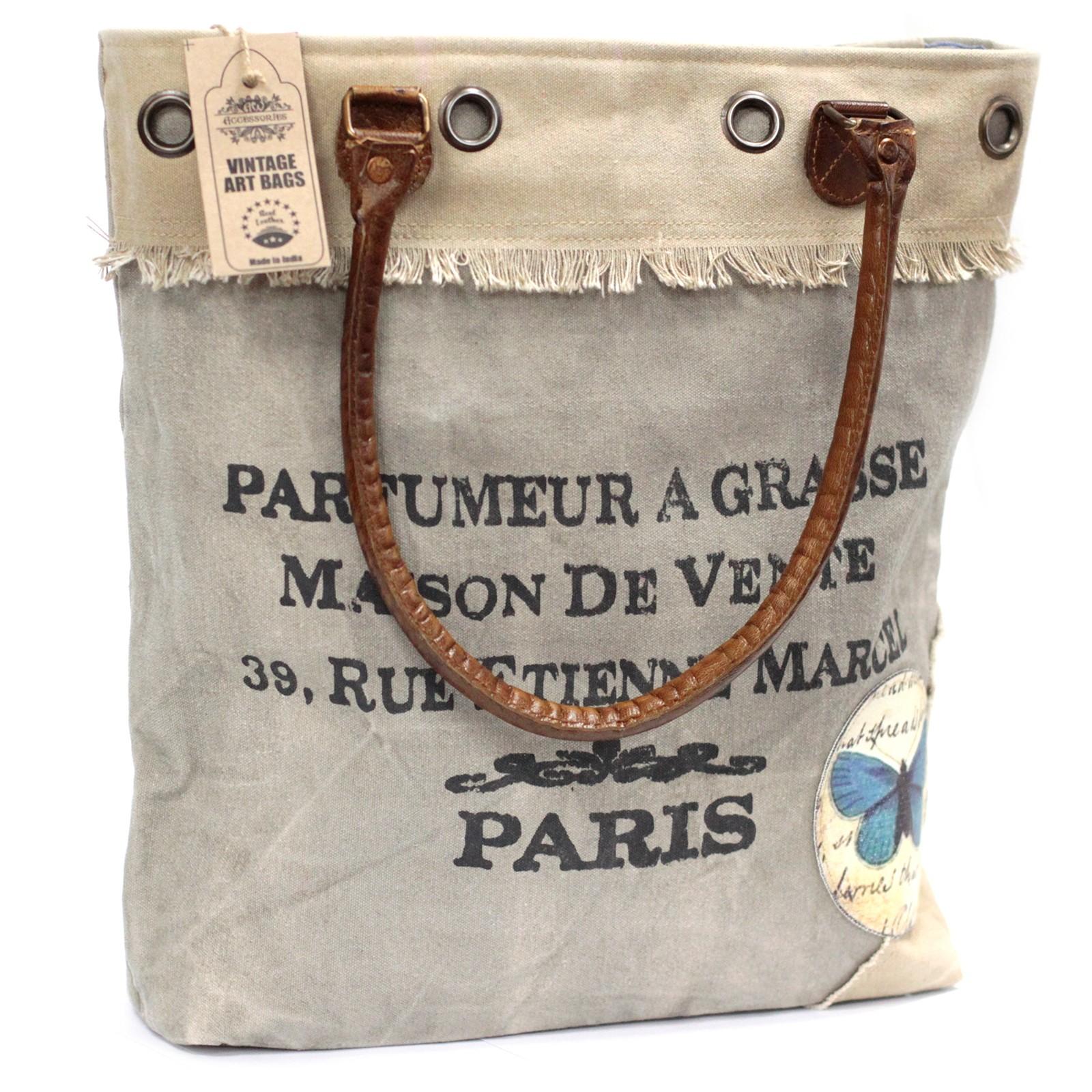 Vintage Bag - Parfumeur a Grasse