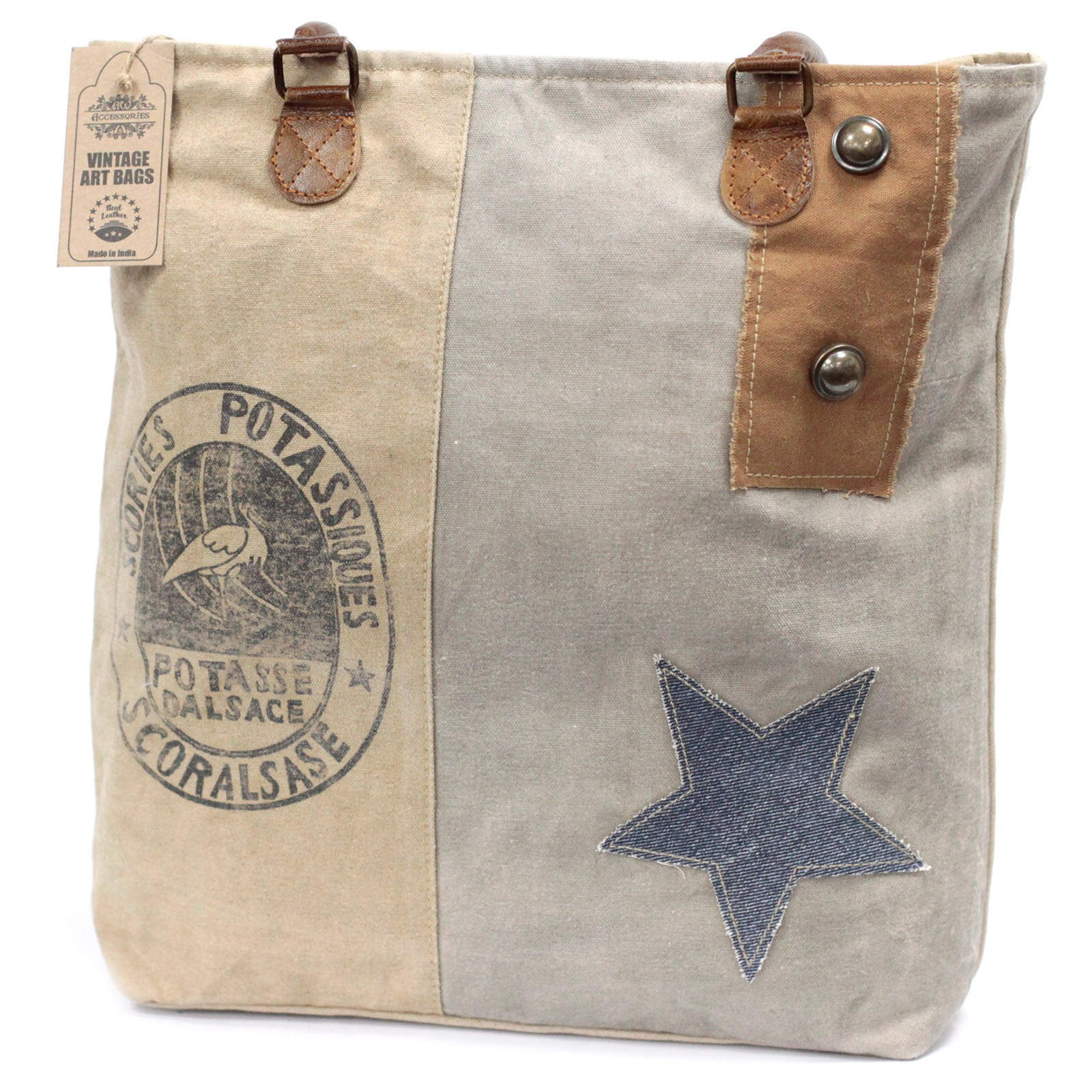 Vintage Bag - Stork & Star