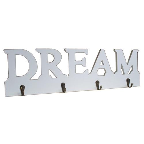 Wooden Coat Hanger - DREAM