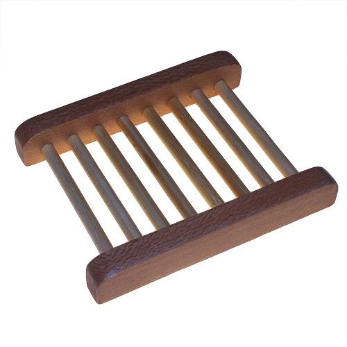 Platane Wood Soap Dishes- Ladder