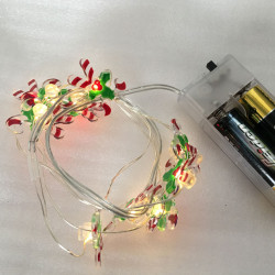 Christmas Candy LED Light String